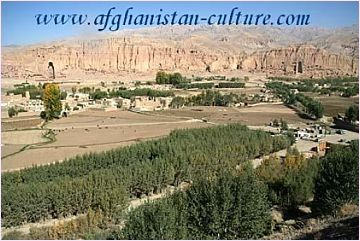 Bamyan in afghanistan predating european